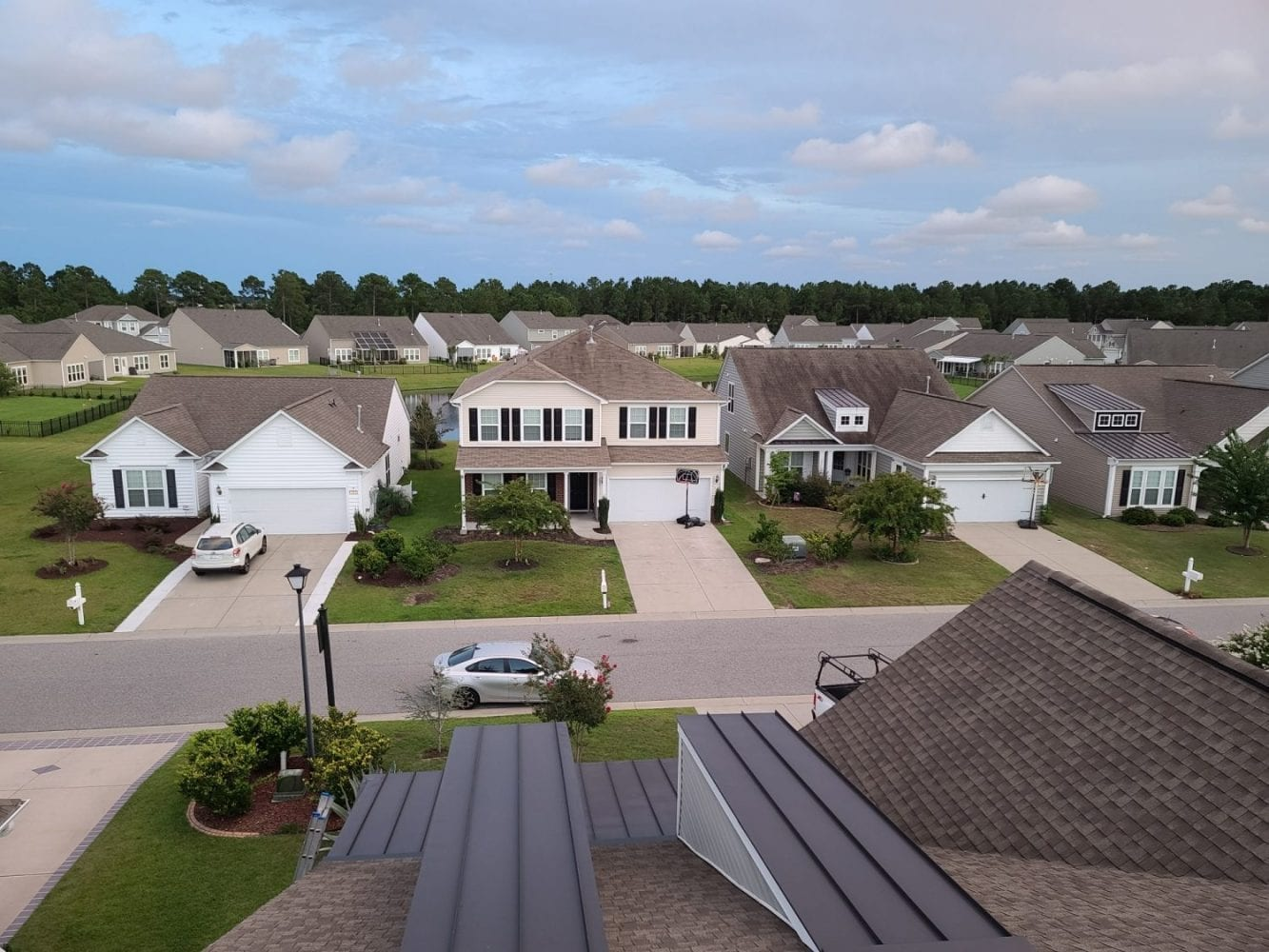 Things to check for the roof company Myrtle beach