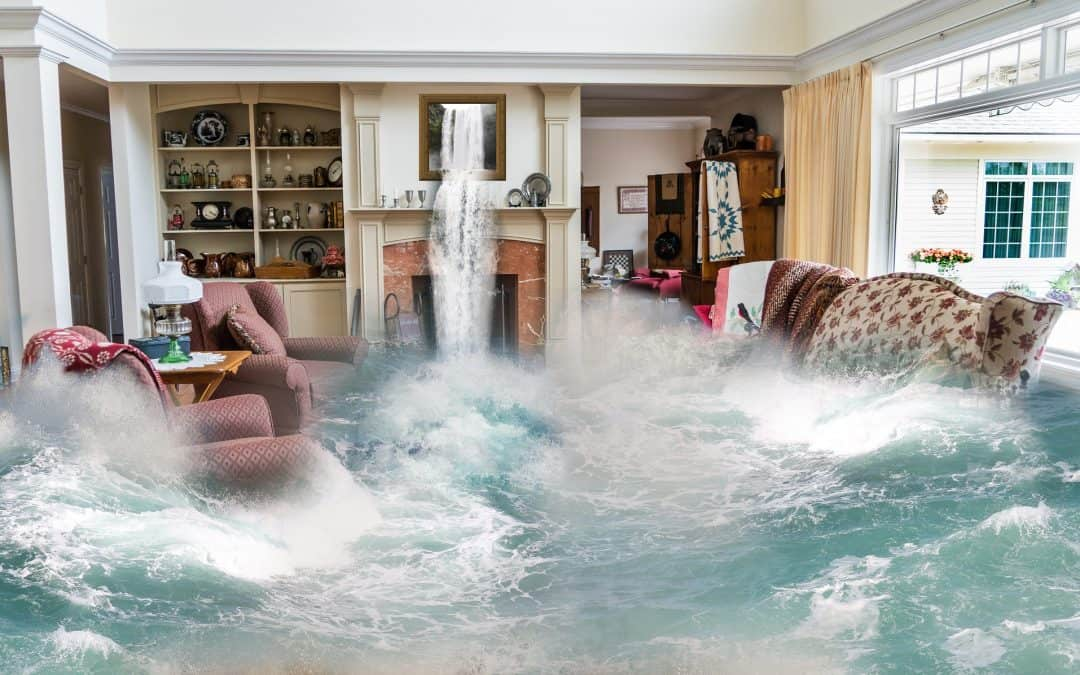 Boca Raton water damage