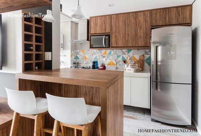What Are The Advantages Of A Wood Kitchen?
