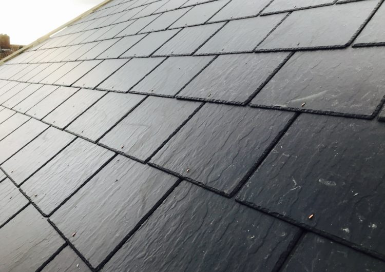 The Advantages Of Having Slate Tiles On A Roof